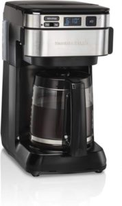 Hamilton Beach 12-Cup Coffee Maker with Front Access (46310)