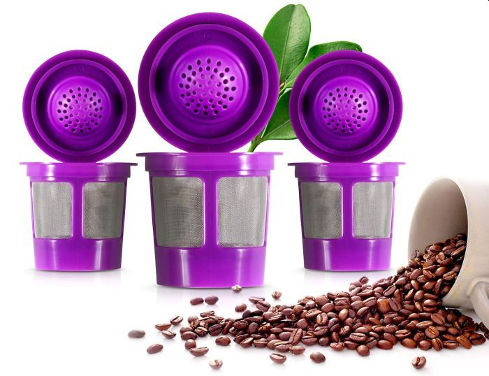 K&J Reusable K-Cups