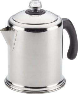 Farberware Stainless Steel Coffee Percolator - 12 Cup