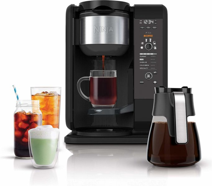 Ninja Hot and Cold Brewed System, Tea and Coffee Maker