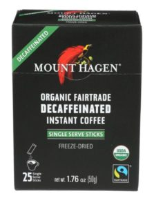 Mount Hagen Organic Freeze Dried Coffee
