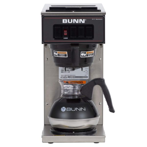 BUNN 13300 VP17-1SS Pourover Coffee Brewer