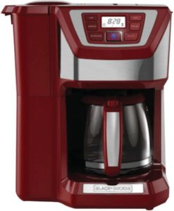 BLACK+DECKER 12-Cup Mill and Brew Coffee Maker