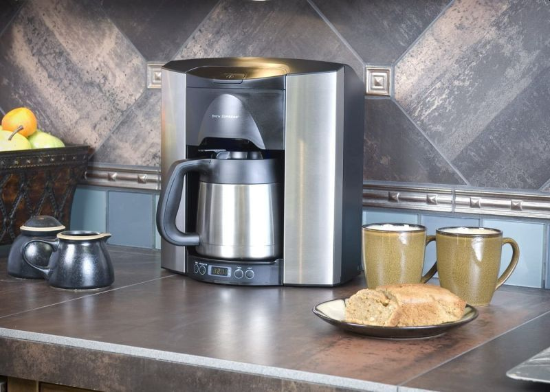 Brew Express BEC-110BS 10-Cup Countertop Coffee System