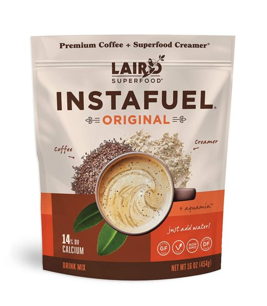 Laird Superfood Instafuel Instant Coffee