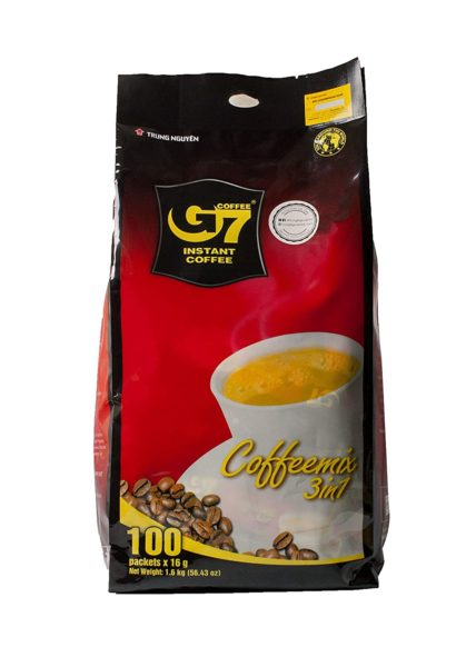 Trung Nguyen - 3 In 1 Instant Coffee