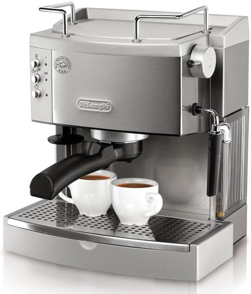 De'Longhi America Lattissima Pro Original with Milk Frother