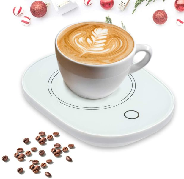 EASYSO Coffee Cup Warmer for Desk