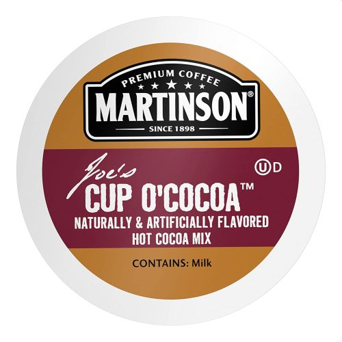 Martinson Single Serve Hot Cocoa Capsules