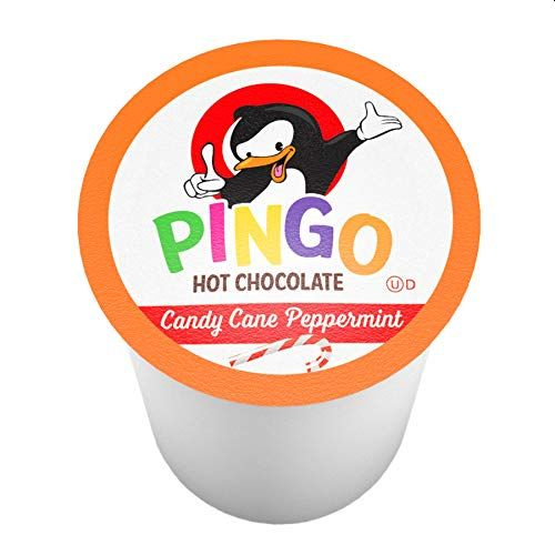 Pingo Single-Cup Hot Cocoa for Keurig K-Cup Brewers