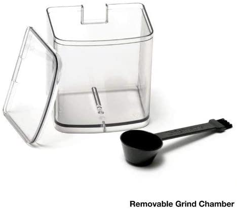 Removable Grind Chamber
