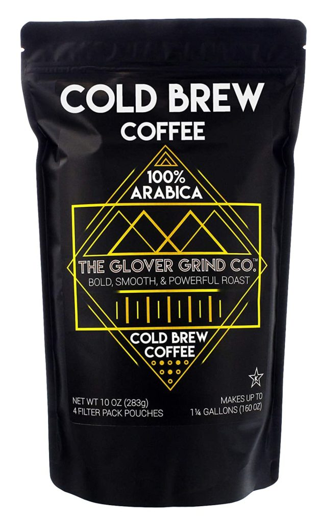 The Glover Grind Co. Cold Brew Coffee