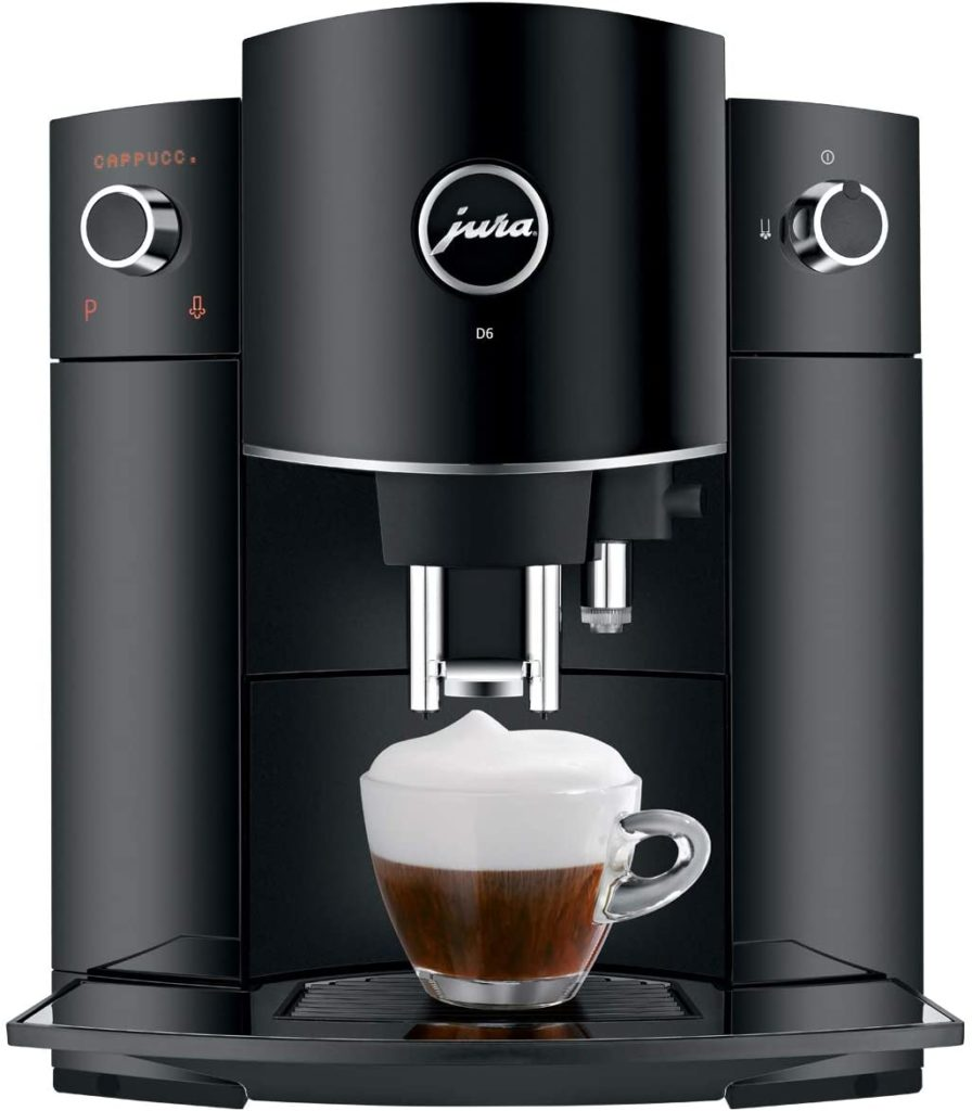 Jura D6 Automatic Coffee Machine