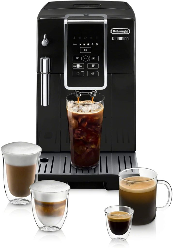 De'Longhi Dinamica Automatic Coffee & Espresso Machine