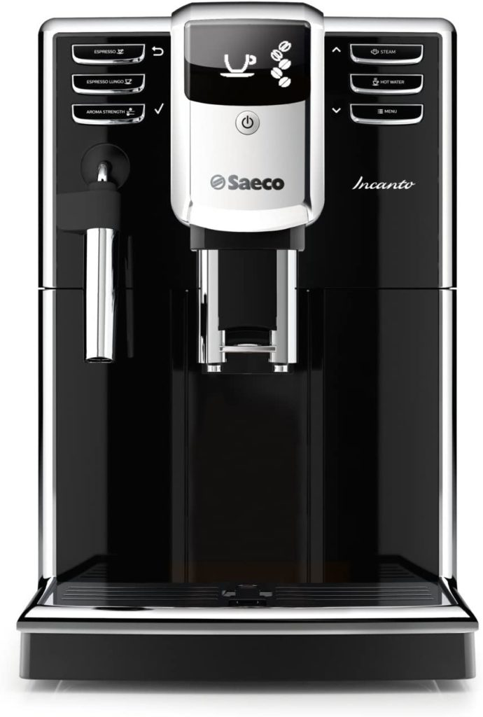 Saeco Incanto Super Automatic Espresso Machine