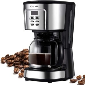 BOSCARE quiet coffee maker