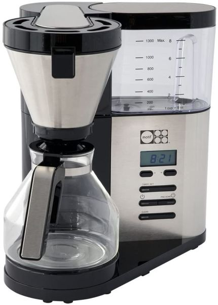 Motif Elements Pour-Over Style Coffee Brewer