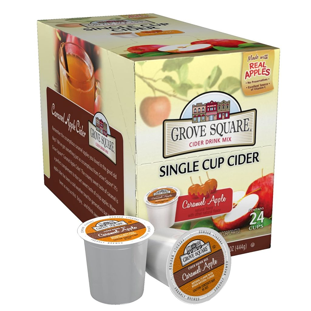 Grove Square Cider Single Serve Cups