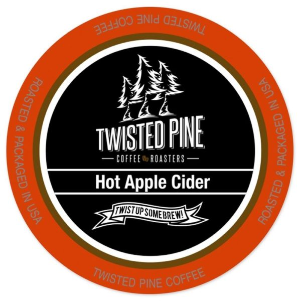 Twisted Pine Hot Apple Cider Single-Serve Cups