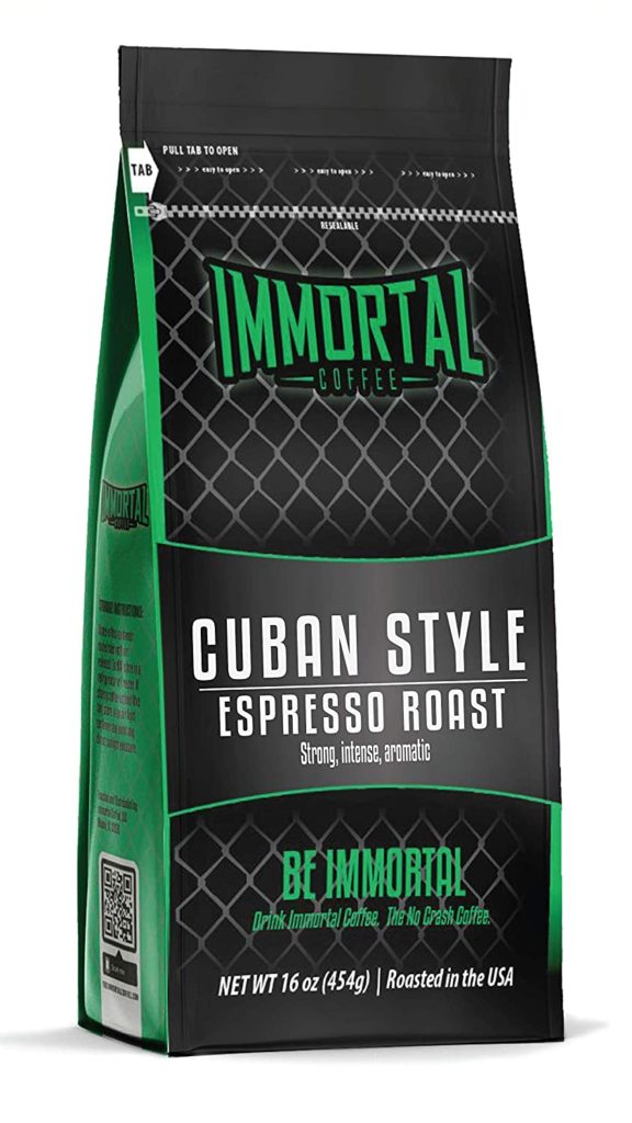 Immortal Coffee Roasted Whole Bean