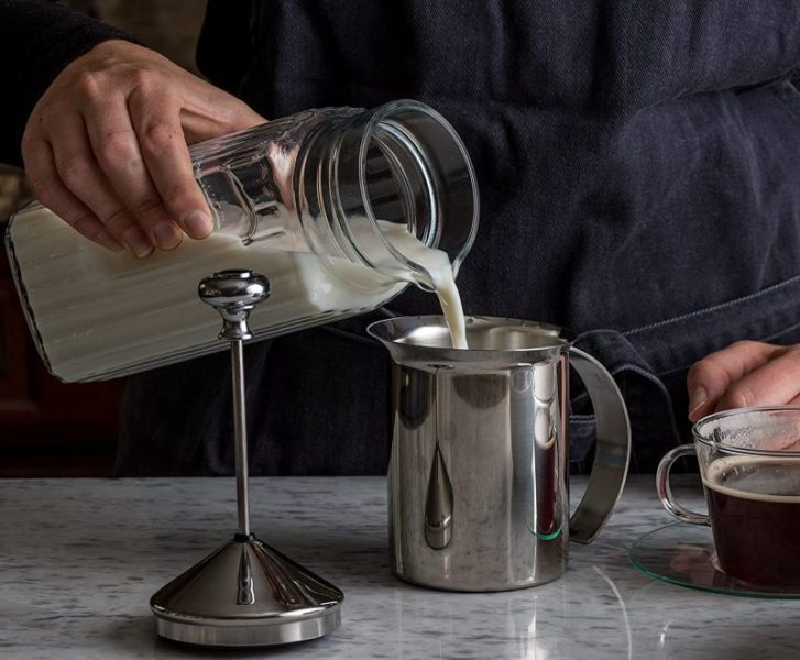 Bellemain Stainless Steel Milk Frother