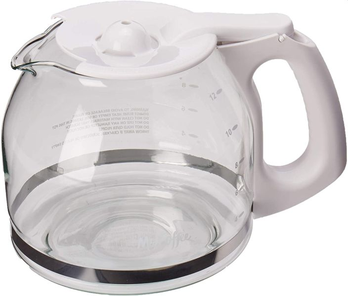 Mr Coffee Replacement 12-Cup Glass Carafe