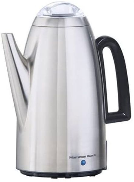 Hamilton Beach 12 Cup Electric Percolator Coffee Maker 40614R