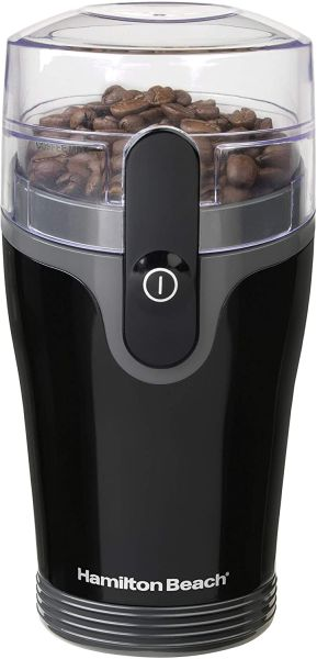 Hamilton Beach Fresh Grind Electric Coffee Grinder
