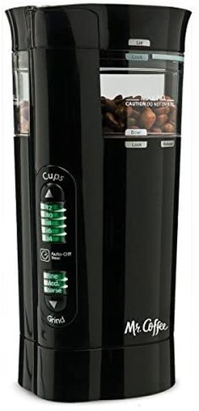 Mr Coffee 12 Cup Electric Coffee Grinder