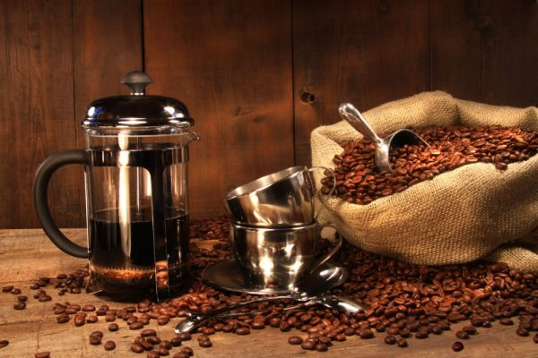 french press coffee beans