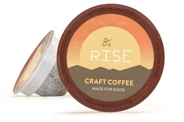 biodegradable k cup